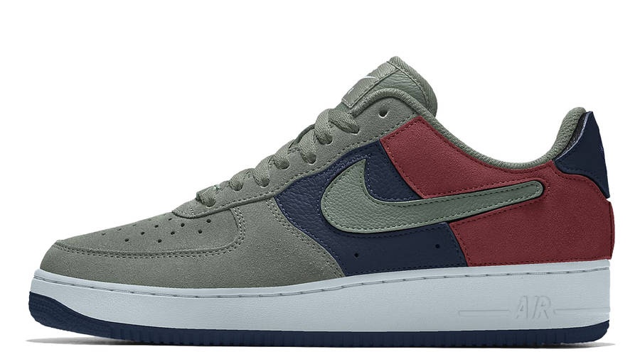 Nike Air Force 1/1 Low Unlocked By You