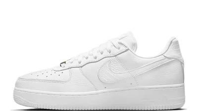 Nike Air Force 1 Craft White Snakeskin CU4865-100
