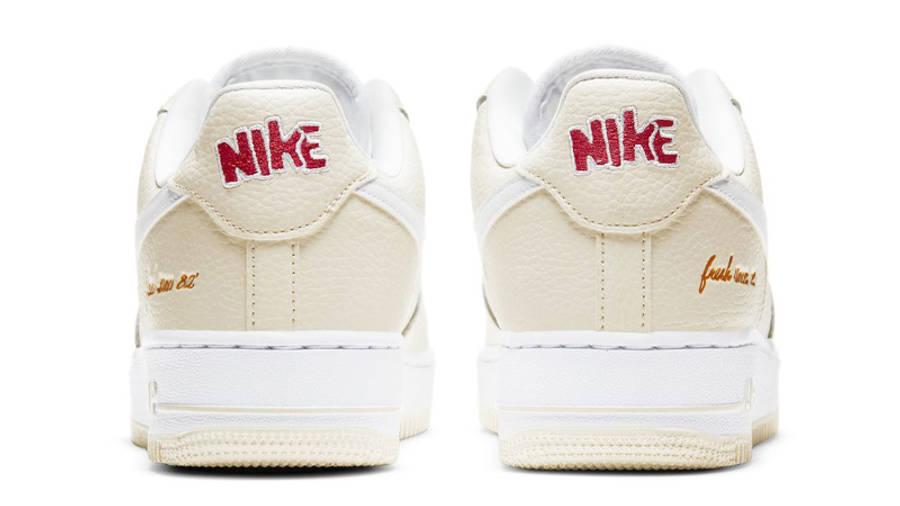 Nike Air Force 1 Low Premium Popcorn Back