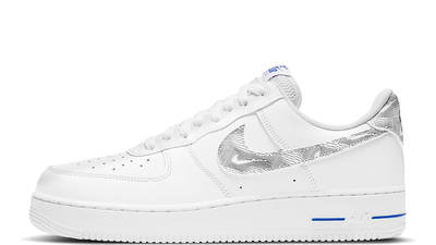 Nike Air Force 1 Low Topography White Blue DH3941-101