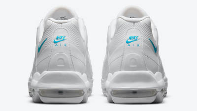 Nike Air Max 95 Ultra White Glacier Blue   Where To Buy   DM2815 ...