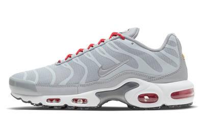 Nike Air Max Plus Grey Red