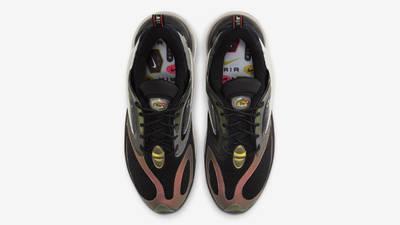 Nike Air Max Zephyr EOI Metallic Silver Bright Crimson Middle