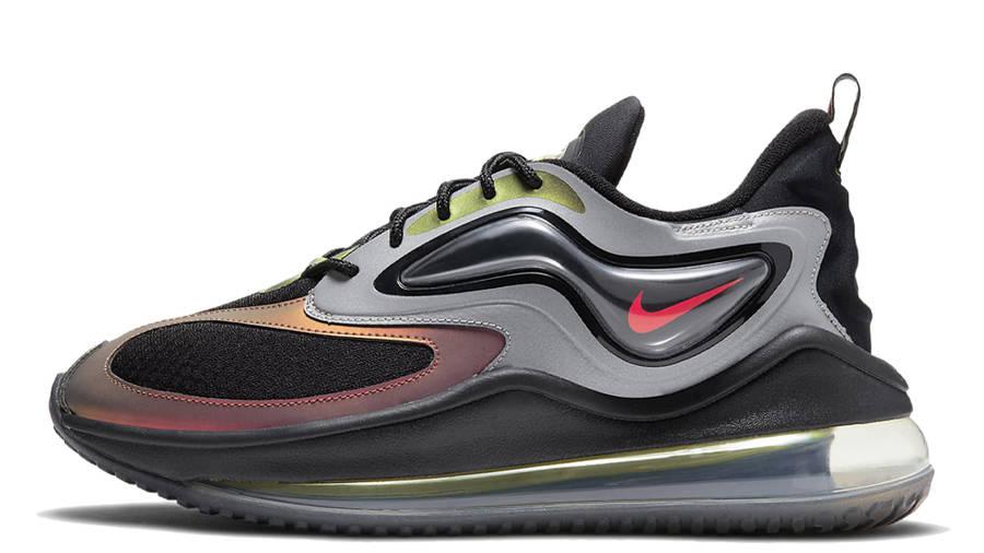 Nike Air Max Zephyr EOI Metallic Silver Bright Crimson