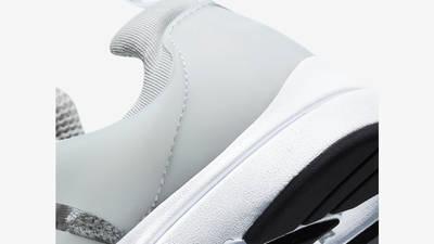 Nike Air Presto Light Smoke Grey Back Closeup