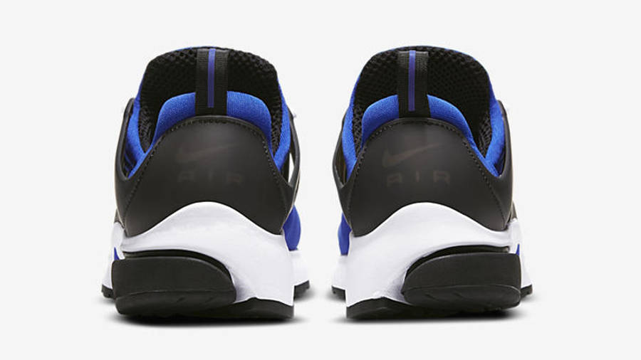 Nike Air Presto Royal Black Back