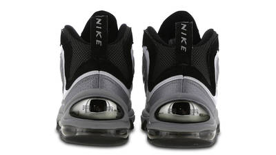 Nike Air Total Max Uptempo Metallic Silver Back