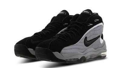 Nike Air Total Max Uptempo Metallic Silver Front