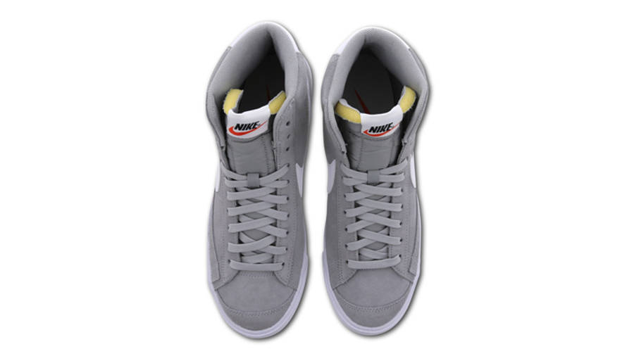 Nike Blazer Mid 77 Grey White Middle
