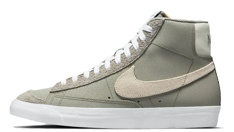 Nike Blazer Mid 77 Olive White   Where To Buy   DH4106-300   The ...