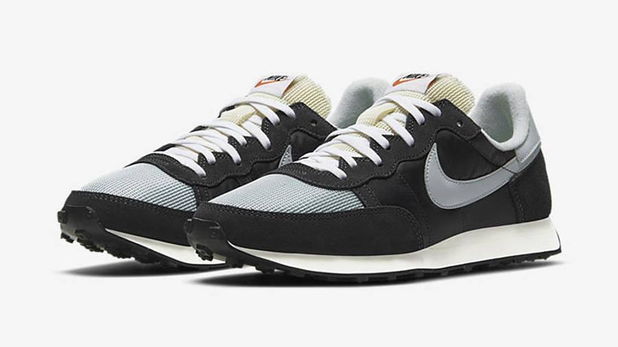 Nike Challenger OG Black Grey CW7645-007 front