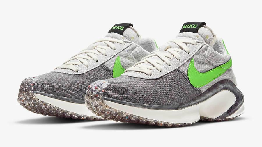 Nike-DMSX-Waffle-Mean-Green-Side