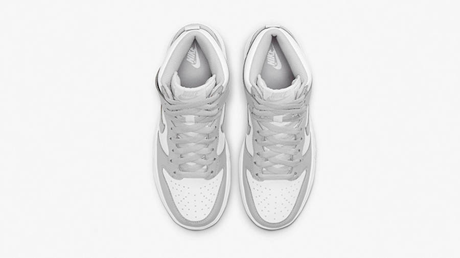 Nike Dunk High Vast Grey GS middle