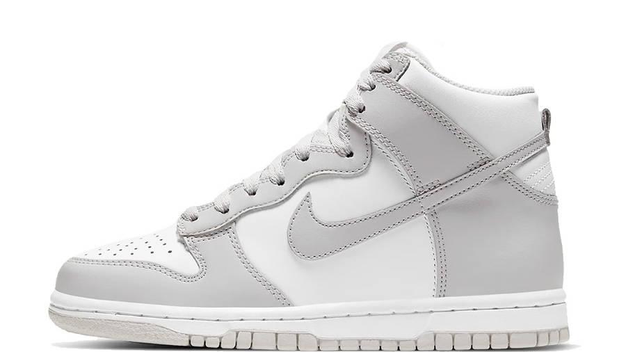 Nike Dunk High Vast Grey GS