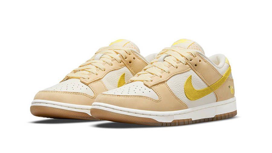 Nike Dunk Low Lemon Drop DJ6902-700 front