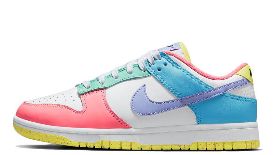 Nike Dunk Low Pastel Multi