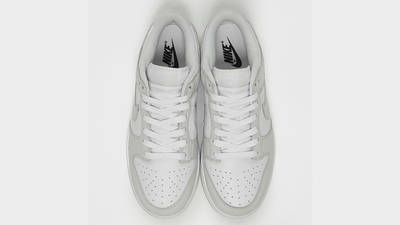 Nike Dunk Low Photon Dust DD1503-103 top view