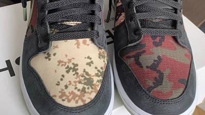 Nike Dunk Low SE Oil Green First Look Front