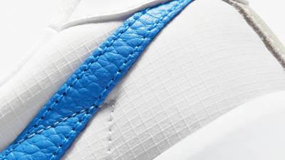 Nike SB Bruin React Summit White Blue Closeup