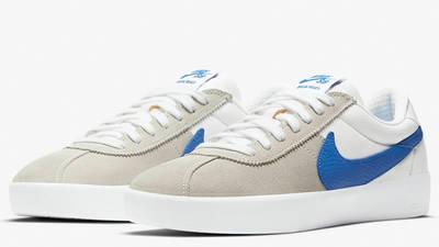 Nike SB Bruin React Summit White Blue Front