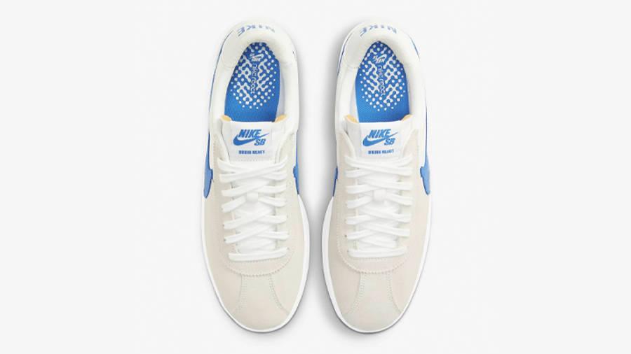 Nike SB Bruin React Summit White Blue Middle