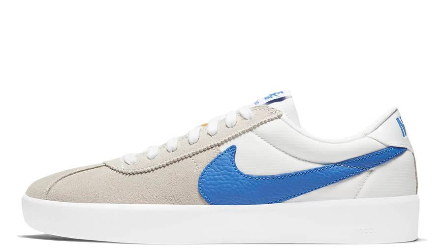 Nike SB Bruin React Summit White Blue