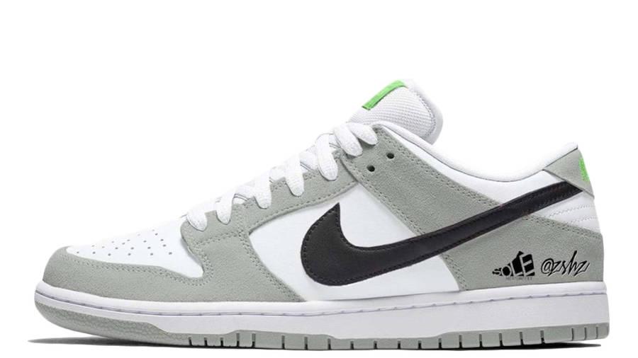 Nike SB Dunk Low Chlorophyll