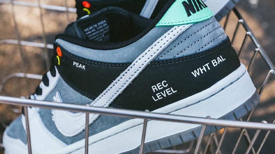 Nike SB Dunk Low VX1000 Camcorder First Look Back