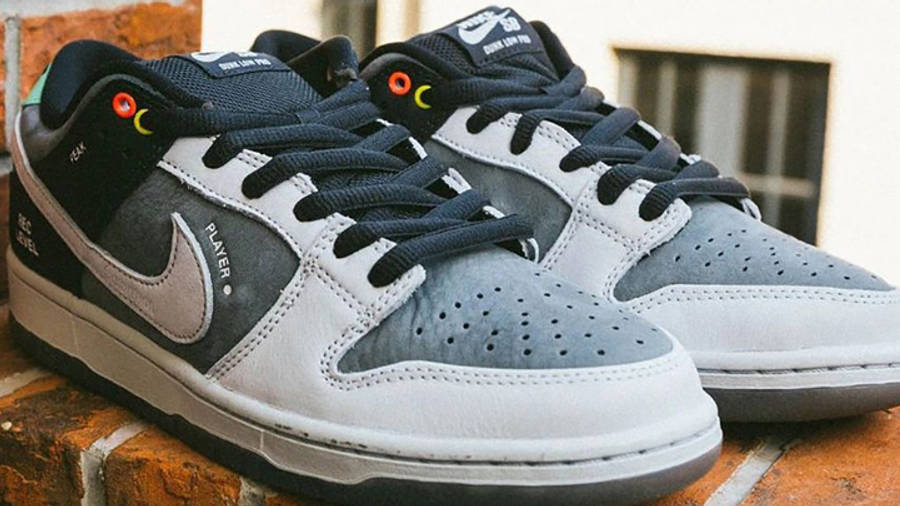 Nike SB Dunk Low VX1000 Camcorder First Look Front