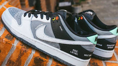 Nike SB Dunk Low VX1000 Camcorder First Look