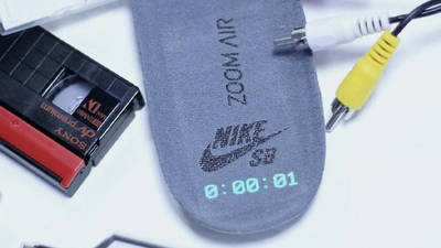 Nike SB Dunk Low VX1000 Camcorder Lifestyle In Sole