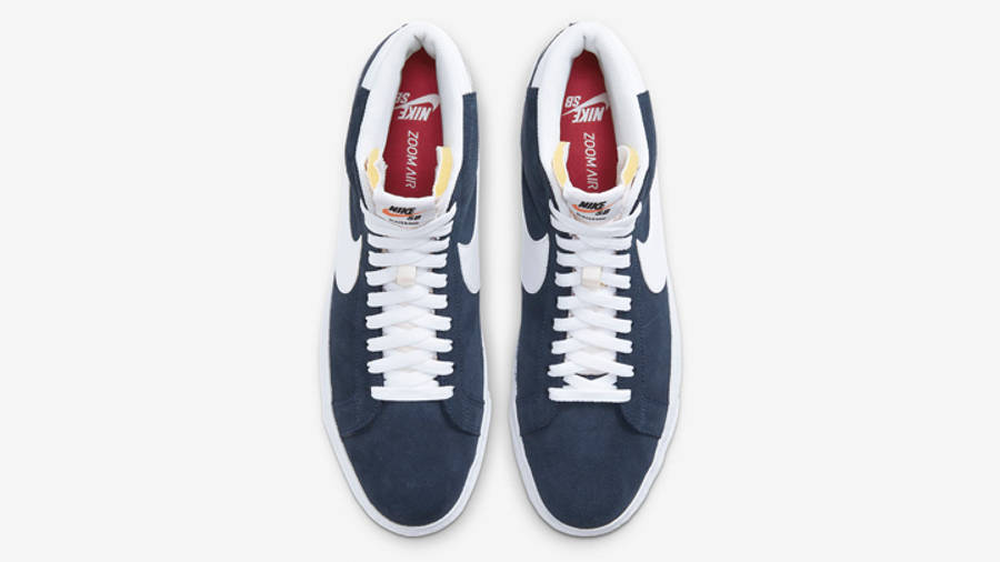 Nike SB Zoom Blazer Baltic Blue Middle
