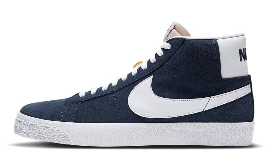 Nike SB Zoom Blazer Baltic Blue