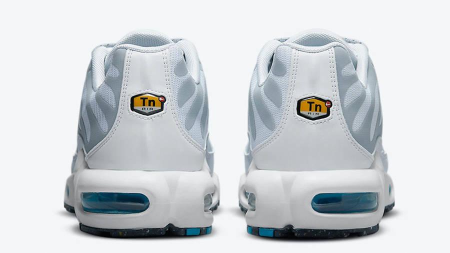 Nike TN Air Max Plus White Grey DM2466-100 back