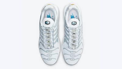 Nike TN Air Max Plus White Grey DM2466-100 middle