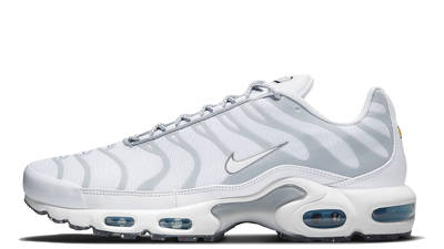 Nike TN Air Max Plus White Grey