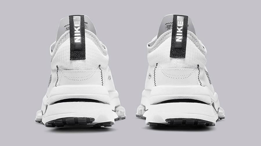 Nike Zoom Type White Pure Platinum CV2220-100 back