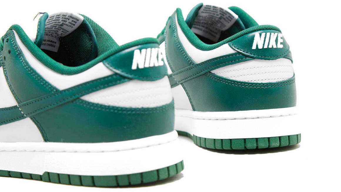"Nike Dunk Low ""Team Green"""
