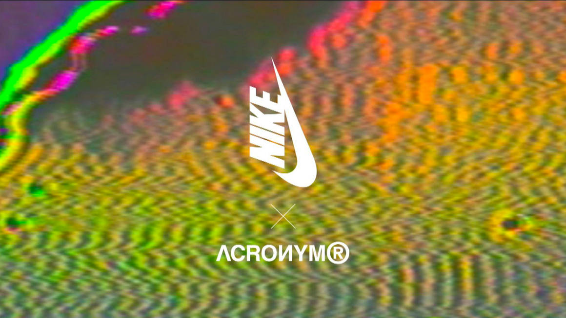 Could an ACRONYM x Nike Blazer Low Be in the Works?