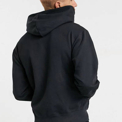 adidas Adicolor Premium Hoodie Black Back