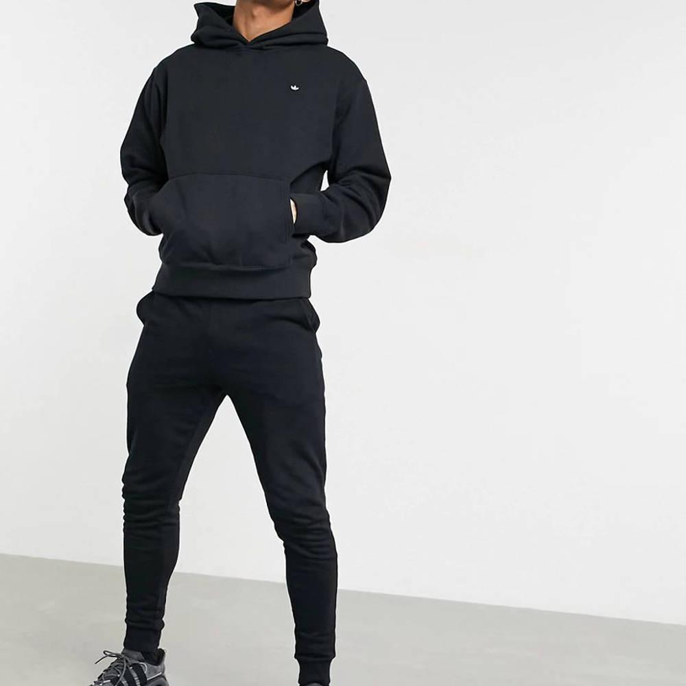adidas Adicolor Premium Hoodie Black Full