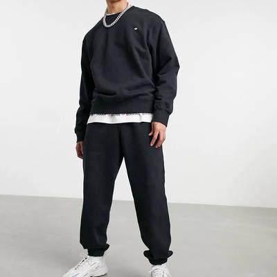 adidas Adicolor Premium Joggers Black Full