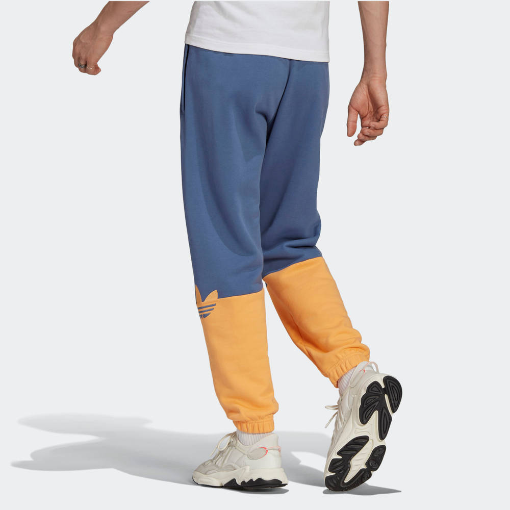 adidas Adicolor Sliced Trefoil Joggers GN3446 Back