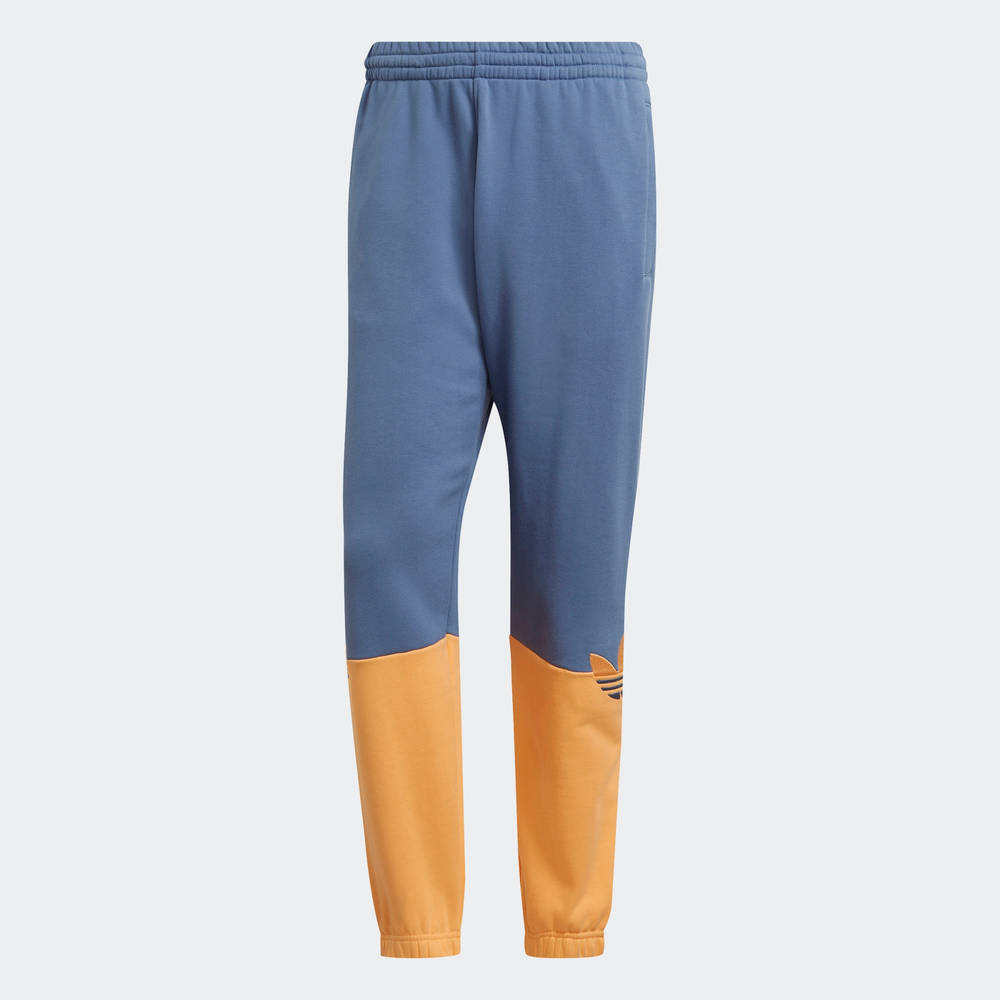 adidas Adicolor Sliced Trefoil Joggers GN3446 Front