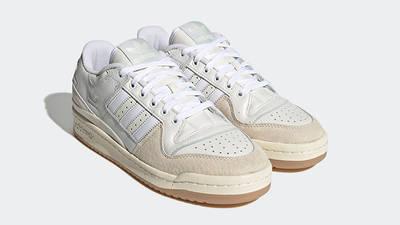 adidas Forum 84 Low Chalk White Side 2
