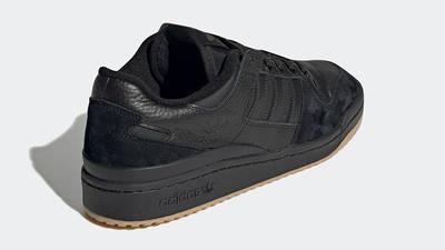 adidas Forum 84 Low Core Black Back