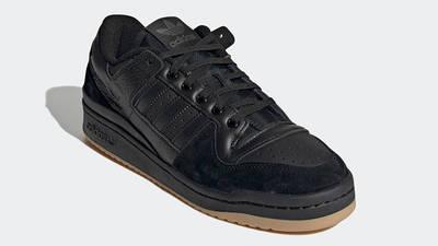 adidas Forum 84 Low Core Black Front
