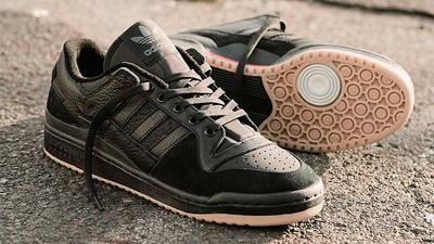 adidas Forum 84 Low Core Black Side 1