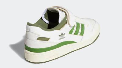adidas Forum 84 Low Crew Green Back