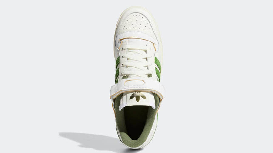 adidas Forum 84 Low Crew Green Middle